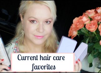 Current Hair Care Favorite Products 2016 Maya Montri