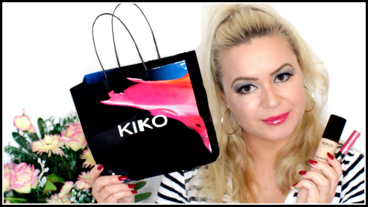 kiko cosmetics haul
