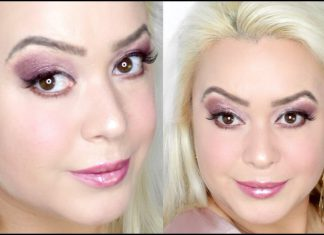 Rose Gold Date Night Makeup Tutorial