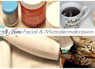 At Home Facial & Microdermabrasion Maya Montri