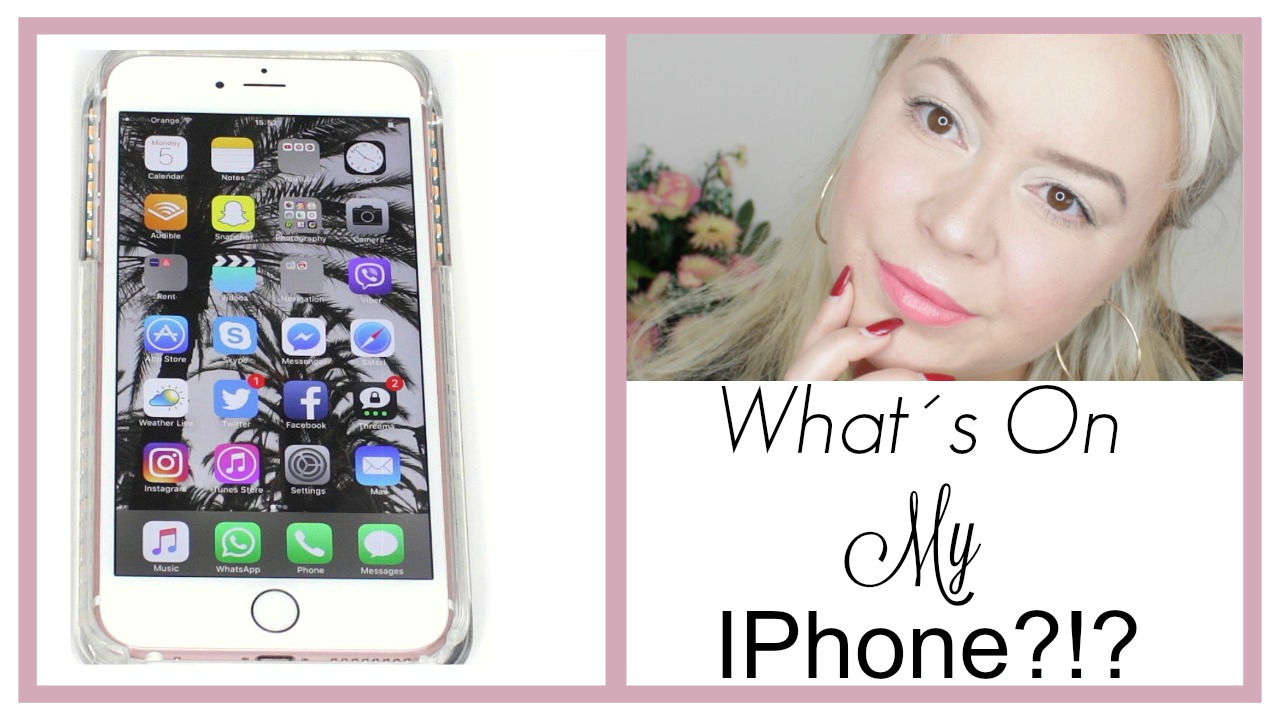 What S On My Iphone 6 Plus