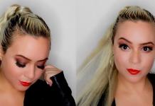 Girls Night Out GRWM : Clubbing | Soft Smokey Eye & Red Lip