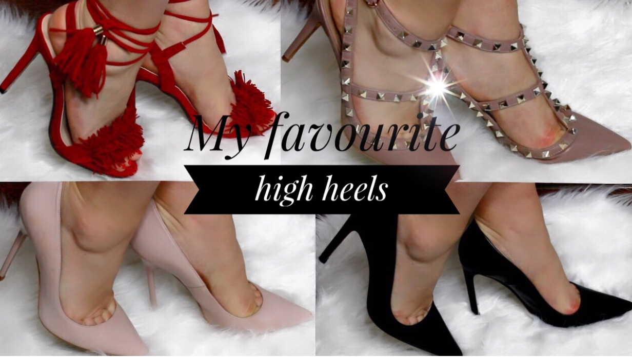 very extra bougie heel hacks my favourite high heels