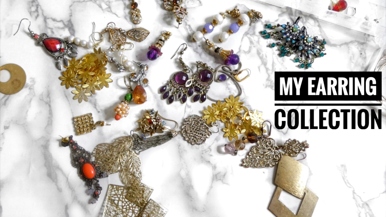 My Earring Collection, Organisation & Storage | Fashion Friday
