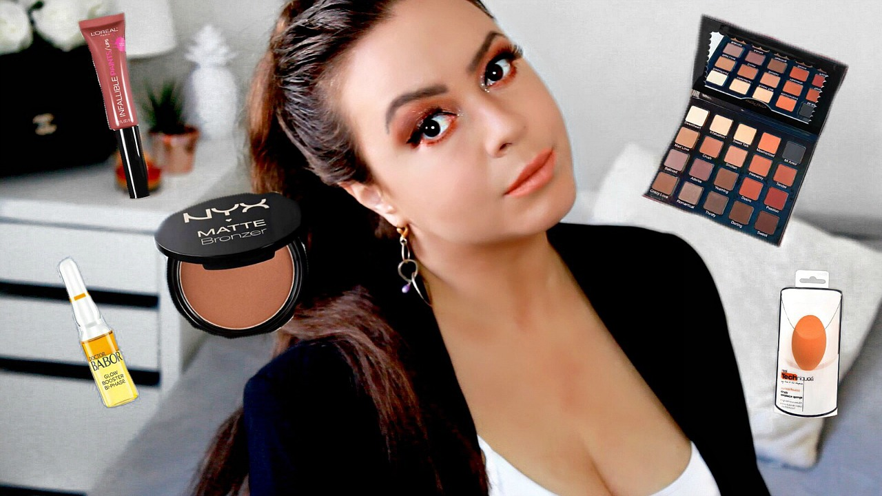 Best Of Beauty 2017 | My Holy Grail Makeup & Skincare Products! |