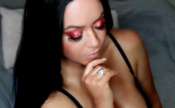 GRWM: Sensual & Boujee Valentines Day Makeup Look