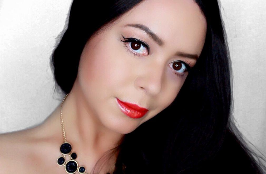 classic glam makeup